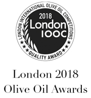 London 2018 Olive Oil Awards