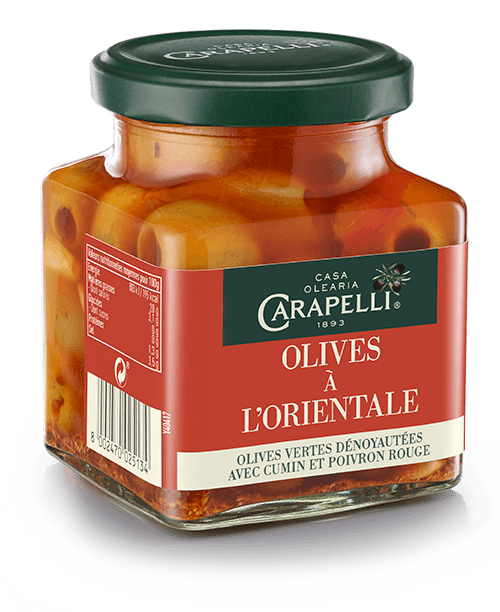 Olives Carapelli