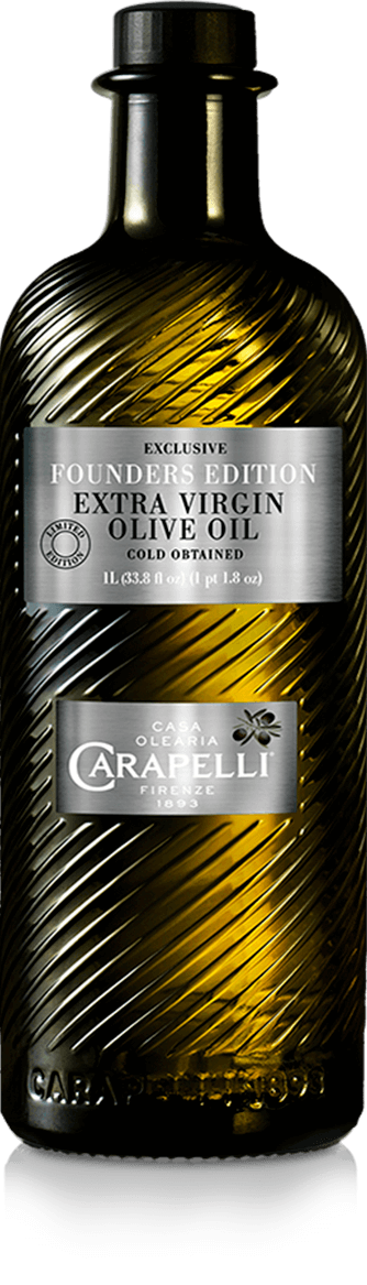 Bottle Oil Carapelli