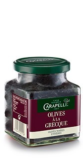 Black Olives à la Grecque